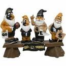 Missouri Tigers Garden Gnome - Fans on Bench