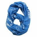 Detroit Lions Scarf Infinity Style Special Order