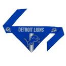 Detroit Lions Pet Bandanna Size M