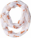 Texas Longhorns Scarf Infinity Style Special Order