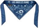 Los Angeles Rams Pet Bandanna Size XS
