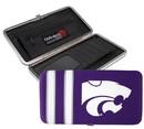 Kansas State Wildcats Shell Mesh Wallet