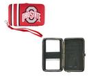 Ohio State Buckeyes Shell Wristlet