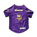 Minnesota Vikings Pet Jersey Stretch Size XL