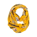 Pittburgh Steelers Infinity Scarf - Alternate