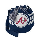 Atlanta Braves Ripple Drawstring Bucket Bag