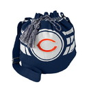 Chicago Bears Ripple Drawstring Bucket Bag