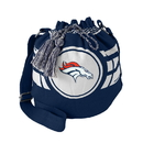Denver Broncos Ripple Drawstring Bucket Bag