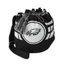 Philadelphia Eagles Ripple Drawstring Bucket Bag