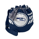Seattle Seahawks Ripple Drawstring Bucket Bag