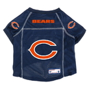 Chicago Bears Pet Jersey Size XS