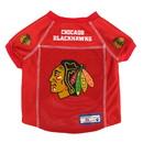 Chicago Blackhawks Pet Jersey Size XS