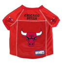 Chicago Bulls Pet Jersey Size L
