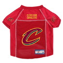 Cleveland Cavaliers Pet Jersey Size XS