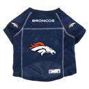 Denver Broncos Pet Jersey Size S