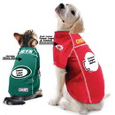 Green Bay Packers Pet Jersey Size L