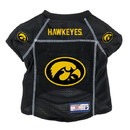 Iowa Hawkeyes Pet Jersey Size XS