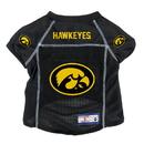 Iowa Hawkeyes Pet Jersey Size S