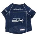 Seattle Seahawks Pet Jersey Size L