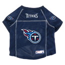 Tennessee Titans Pet Jersey Size S