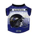 Baltimore Ravens Pet Performance Tee Shirt Size XL