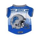 Detroit Lions Pet Performance Tee Shirt Size S