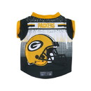 Green Bay Packers Pet Performance Tee Shirt Size XL