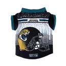 Jacksonville Jaguars Pet Performance Tee Shirt Size XS