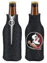 Florida State Seminoles Bottle Suit Holder - Glitter - Black