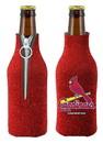 St. Louis Cardinals Bottle Suit Holder Glitter Red
