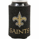New Orleans Saints Kolder Kaddy Can Holder - Glitter