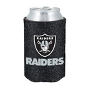 Oakland Raiders Kolder Kaddy Can Holder - Glitter