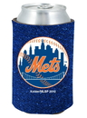 New York Mets Kolder Kaddy Can Holder - Glitter