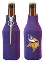 Minnesota Vikings Bottle Suit Holder Glitter Purple