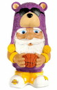Los Angeles Lakers Garden Gnome - Mad Hatter