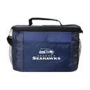 Seattle Seahawks Kolder Kooler Bag 6 Pack Blue