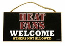 Miami Heat Fans Wood Sign - 5