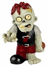 Miami Heat Zombie Figurine