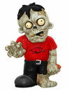 Arkansas Razorbacks Zombie Figurine
