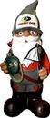 Mossy Oak Garden Gnome - Hunter w/Crossbow