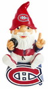 Montreal Canadiens Garden Gnome - On Logo