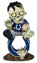 Indianapolis Colts Zombie Figurine - On Logo