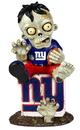 New York Giants Zombie On Logo Figurine