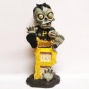 Pittsburgh Pirates Zombie Figurine - On Logo