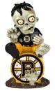 Boston Bruins Zombie Figurine - On Logo