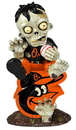 Baltimore Orioles Zombie Figurine - On Logo
