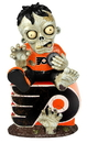 Philadelphia Flyers Zombie Figurine - On Logo