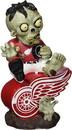 Detroit Red Wings Zombie Figurine - On Logo