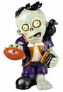 Baltimore Ravens Thematic Zombie Figurine
