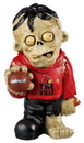 Louisville Cardinals Zombie Figurine - Thematic w/Football